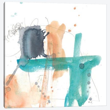Electric Youth III Canvas Print #JGO847} by Jennifer Goldberger Canvas Artwork