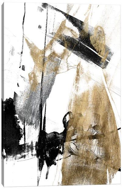 Glam & Black II Canvas Art Print