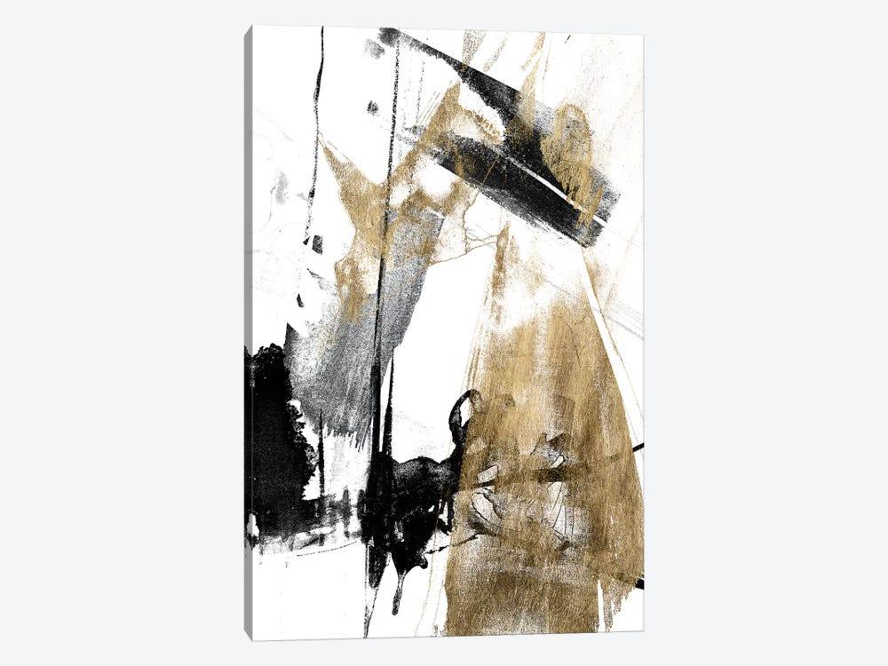 Glam & Black II by Jennifer Goldberger 1-piece Canvas Art Print
