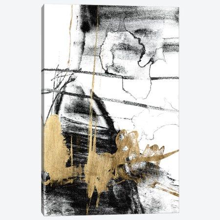 Glam & Black III Canvas Print #JGO861} by Jennifer Goldberger Canvas Print
