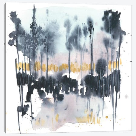 Paynes Reflection I Canvas Print #JGO878} by Jennifer Goldberger Canvas Artwork