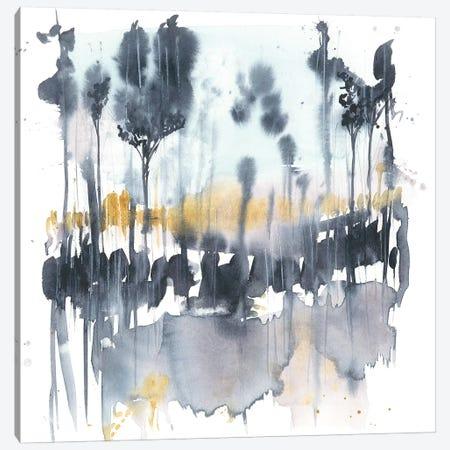 Paynes Reflection II 3-Piece Canvas #JGO879} by Jennifer Goldberger Canvas Artwork