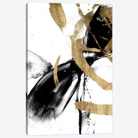 Sliced Vortex I Canvas Print #JGO884} by Jennifer Goldberger Canvas Art