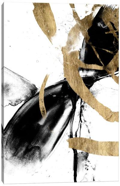 Sliced Vortex I Canvas Art Print
