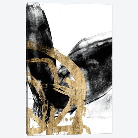 Sliced Vortex II Canvas Print #JGO885} by Jennifer Goldberger Canvas Artwork