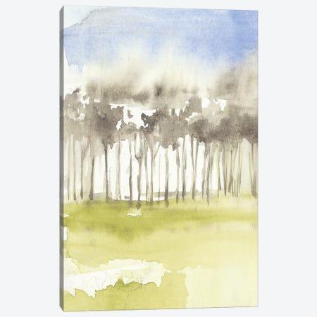Split Treeline I Canvas Print #JGO886} by Jennifer Goldberger Canvas Wall Art