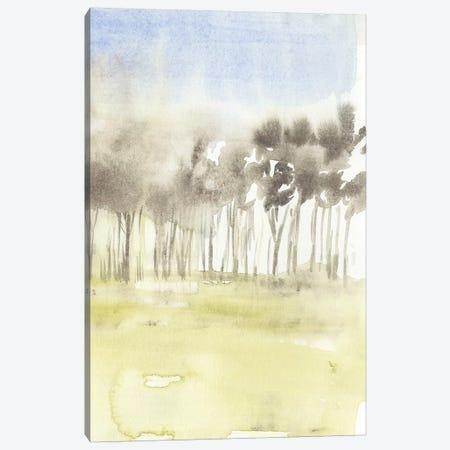 Split Treeline II Canvas Print #JGO887} by Jennifer Goldberger Canvas Wall Art
