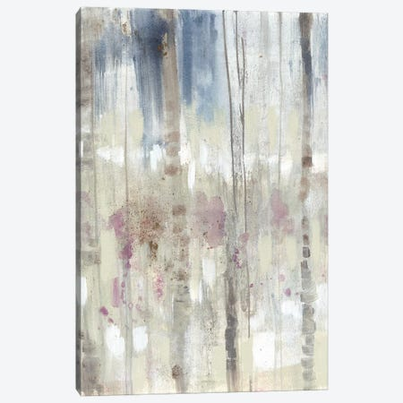 Subtle Birchline II Canvas Print #JGO889} by Jennifer Goldberger Art Print