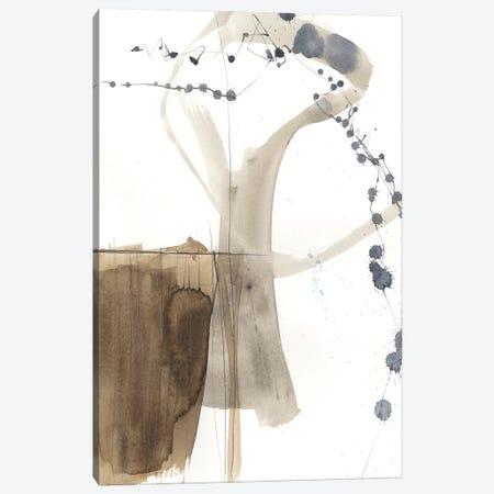 Umber Connection I Canvas Print #JGO898} by Jennifer Goldberger Canvas Art
