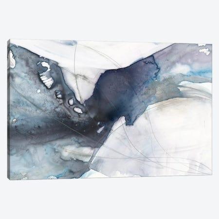 Agate Wave I Canvas Print #JGO904} by Jennifer Goldberger Canvas Art Print