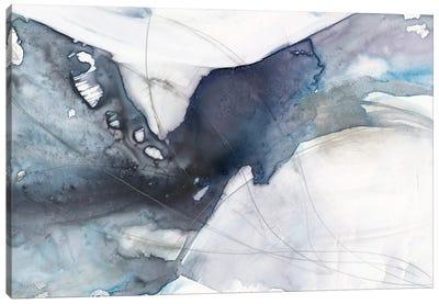 Agate Wave I Canvas Art Print
