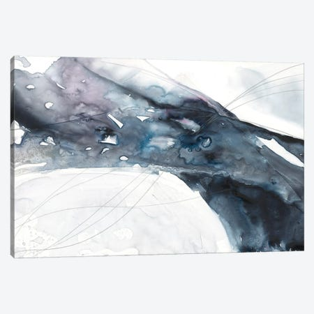 Agate Wave II Canvas Print #JGO905} by Jennifer Goldberger Canvas Print