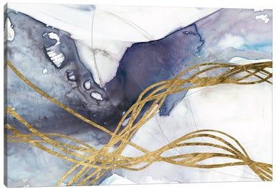 Agate Wave IV Canvas Art Print