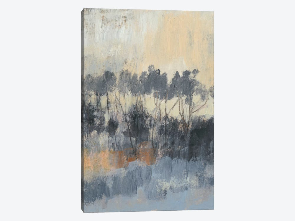 Paynes Treeline I by Jennifer Goldberger 1-piece Canvas Wall Art