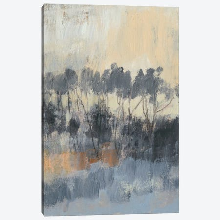 Paynes Treeline I Canvas Print #JGO90} by Jennifer Goldberger Canvas Art Print
