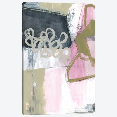 Olive Marks I 3-Piece Canvas #JGO916} by Jennifer Goldberger Canvas Artwork