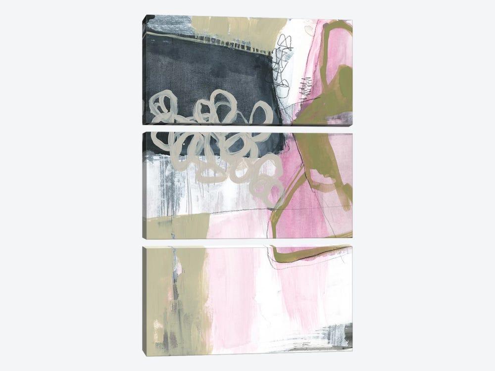 Olive Marks I by Jennifer Goldberger 3-piece Art Print