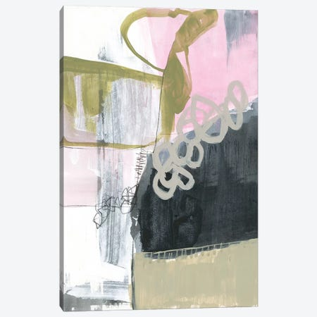Olive Marks II Canvas Print #JGO917} by Jennifer Goldberger Canvas Art