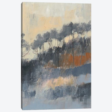 Paynes Treeline II Canvas Print #JGO91} by Jennifer Goldberger Canvas Art Print