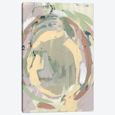 Pastel Around II Canvas Print #JGO921} by Jennifer Goldberger Canvas Artwork