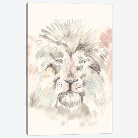Pastel Safari III Canvas Print #JGO923} by Jennifer Goldberger Canvas Wall Art