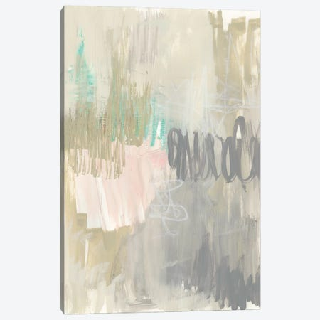 Whimsical Gestures I Canvas Print #JGO930} by Jennifer Goldberger Canvas Art Print