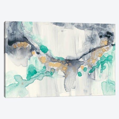 Viridian Canyon II Canvas Print #JGO937} by Jennifer Goldberger Canvas Artwork