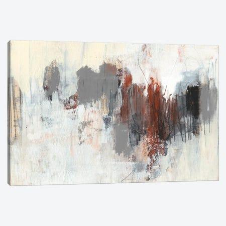 Neutrals & Rust I 3-Piece Canvas #JGO938} by Jennifer Goldberger Art Print