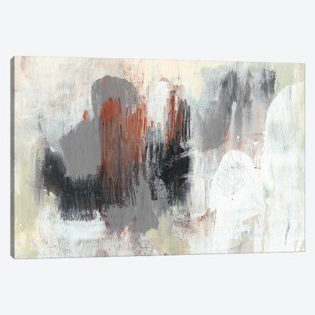 Neutrals & Rust II Canvas Print #JGO939} by Jennifer Goldberger Canvas Art Print