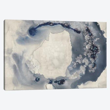 Celestial Paynes I Canvas Print #JGO940} by Jennifer Goldberger Canvas Artwork