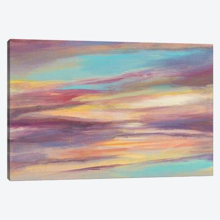 Sunset Light V Canvas Print #JGO946} by Jennifer Goldberger Canvas Art Print