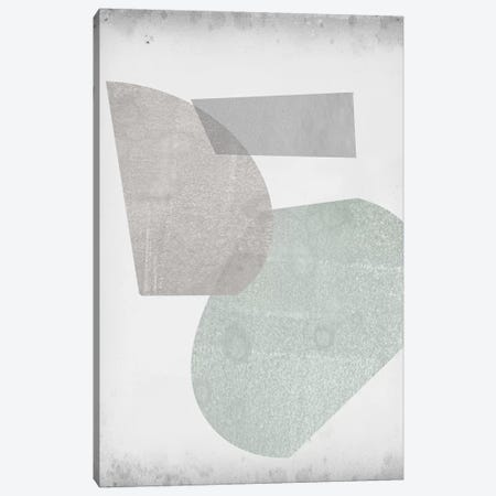 Soft Shapes I Canvas Print #JGO960} by Jennifer Goldberger Canvas Art