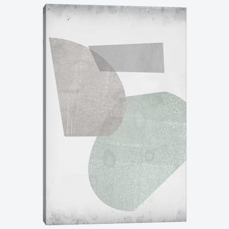 Soft Shapes I Canvas Print #JGO960} by Jennifer Goldberger Canvas Art