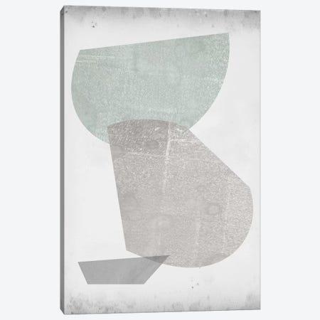 Soft Shapes II 3-Piece Canvas #JGO961} by Jennifer Goldberger Canvas Art