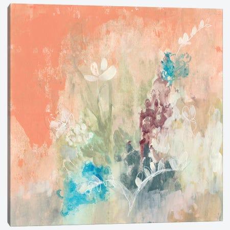 Whimsy Field I Canvas Print #JGO968} by Jennifer Goldberger Canvas Art