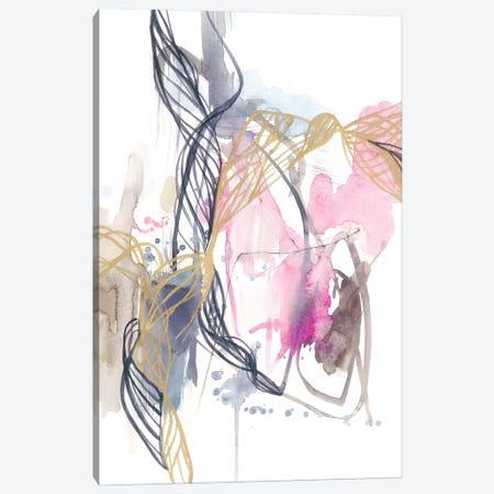 Spiral Matrix II Canvas Print #JGO977} by Jennifer Goldberger Canvas Artwork