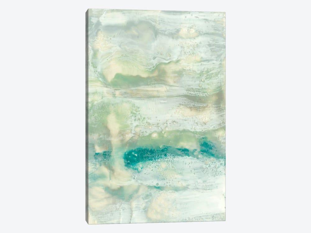 Serene Seafoam II by Jennifer Goldberger 1-piece Canvas Art Print