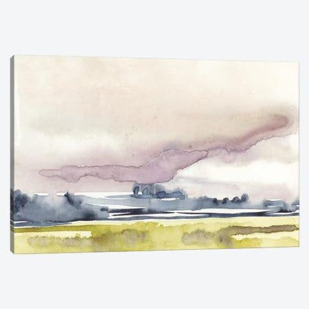 Amethyst Sky I Canvas Print #JGO984} by Jennifer Goldberger Canvas Print