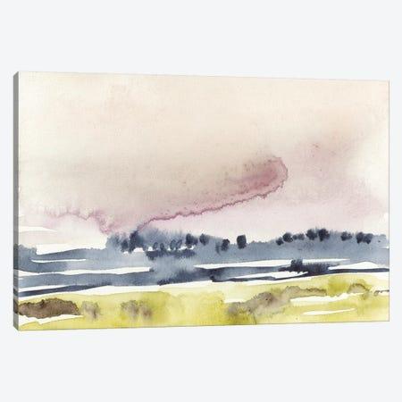 Amethyst Sky II Canvas Print #JGO985} by Jennifer Goldberger Canvas Art Print