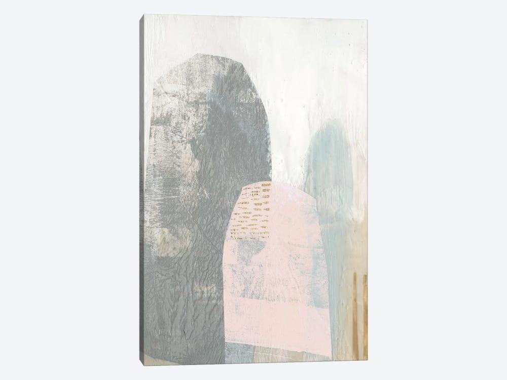 Arranged II by Jennifer Goldberger 1-piece Canvas Print