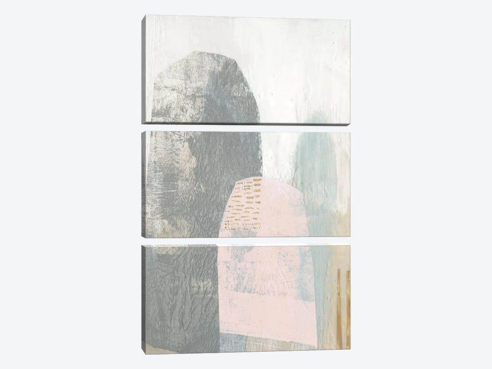 Arranged II by Jennifer Goldberger 3-piece Canvas Art Print