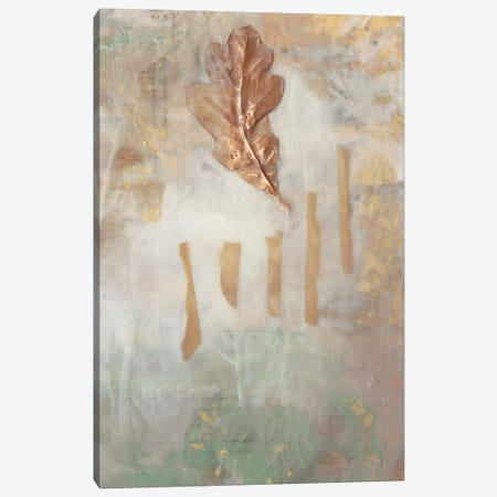 Bronzed in Wax I Canvas Print #JGO990} by Jennifer Goldberger Art Print