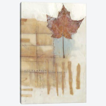 Found in Wax I Canvas Print #JGO998} by Jennifer Goldberger Art Print