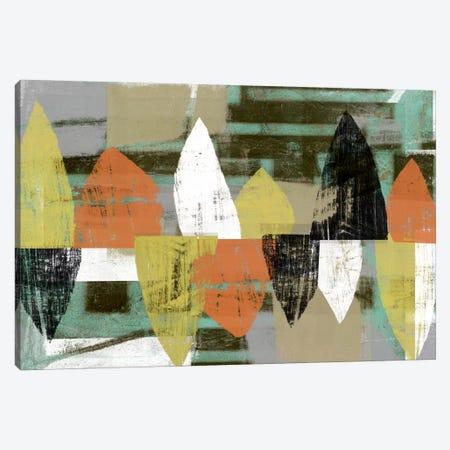 Shape Stack II Canvas Print #JGO99} by Jennifer Goldberger Canvas Art Print