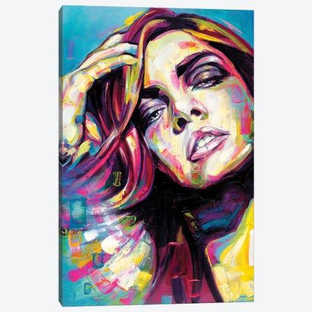 Laundry Canvas Print #JGR11} by James Grey Canvas Artwork