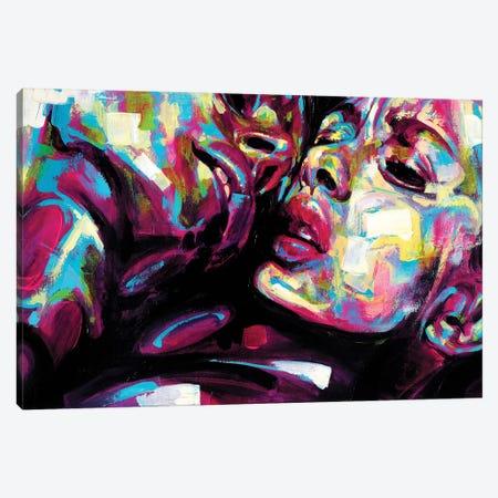Passion Canvas Print #JGR12} by James Grey Canvas Artwork