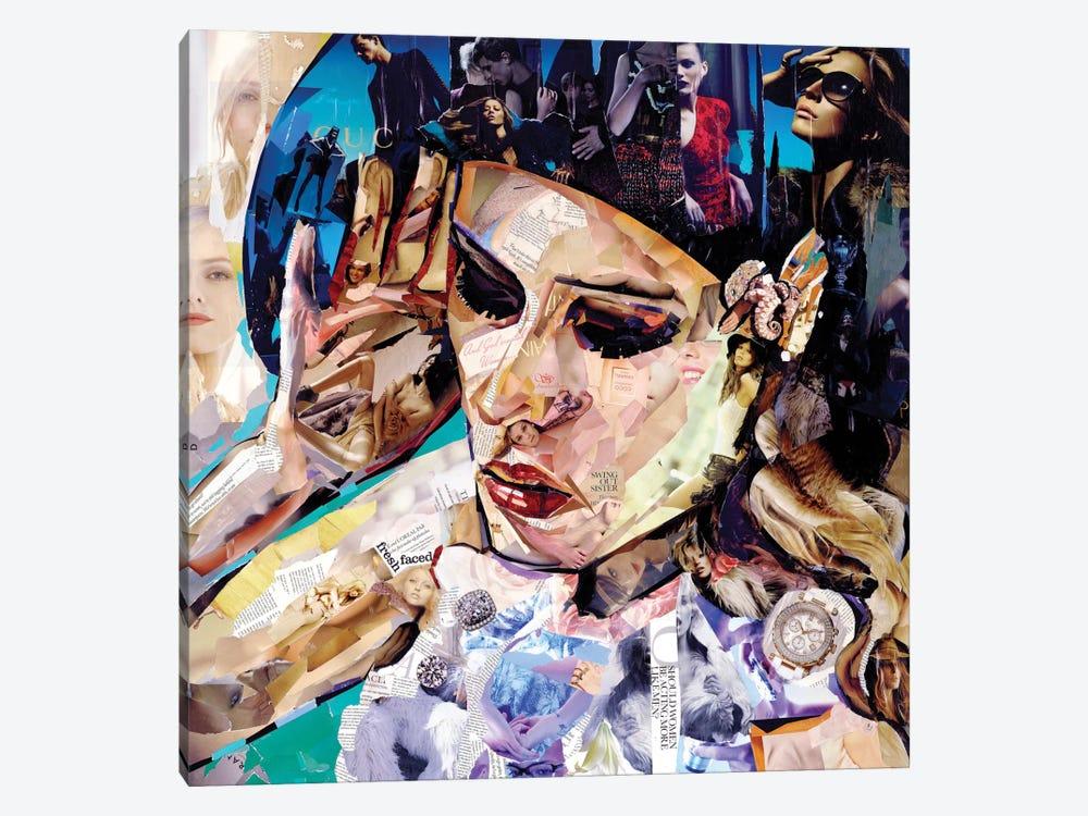 Should Women Act by James Grey 1-piece Art Print