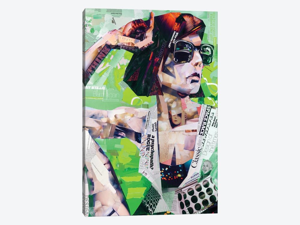 Cool by James Grey 1-piece Canvas Art