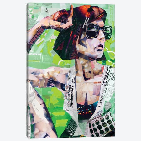 Cool Canvas Print #JGR3} by James Grey Canvas Print