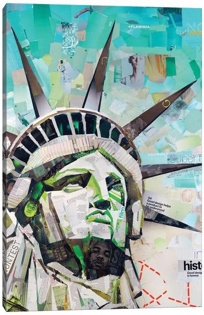 Freedom Canvas Art Print
